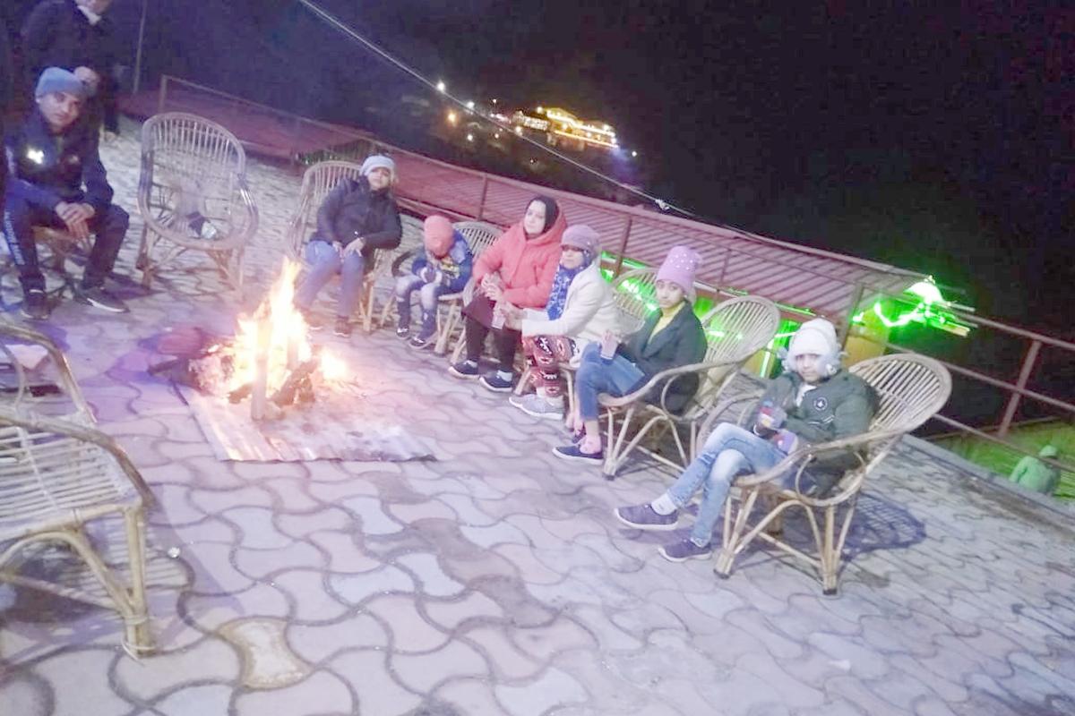 Best Resort in Dhanaulti